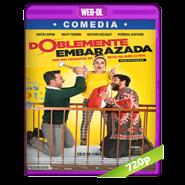 Doblemente embarazada (2019) Amazon 720p Audio Latino.