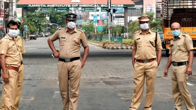 Covid resistance; The IMA is a precautionary measure that police officers must take,www.thekeralatimes.com
