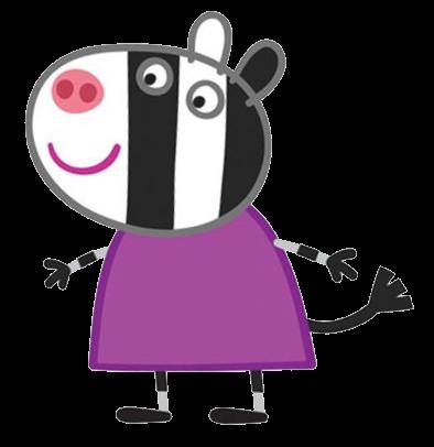Cartoon Characters Peppa Pig PNG HQ