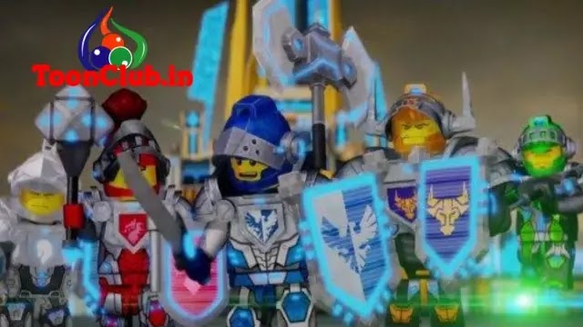 LEGO Nexo Knights animation Series In Hindi Dubbed Free Download