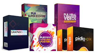 Pakej ENGAGR Kit Koleksi Template Video Dan Grafik
