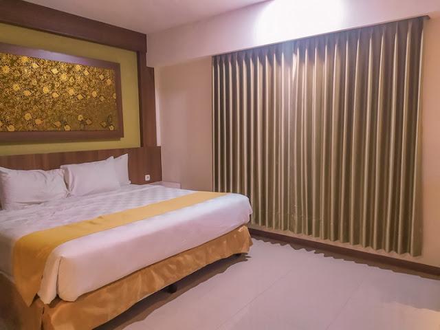 menginap di hotel luminor