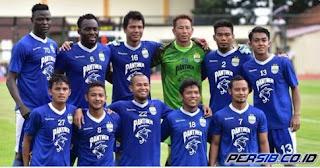 Persib Bandung Uji Coba Melawan Pemain PSPS Riau di Batam