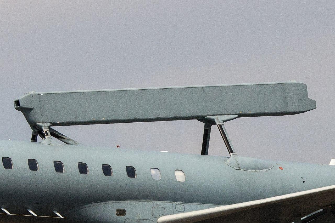 Saab поставив в ОАЕ третій літак ДРЛВ GlobalEye