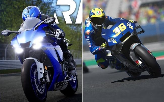 Comparison of Ride-4 vs MotoGP 21 in Career Mode
