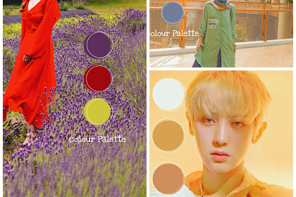 Cara Membuat Colour Palette (Picsart Tutorial)