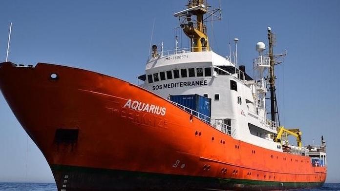 ONG: nave Aquarius, pietra miliare che darà una svolta all'Europa