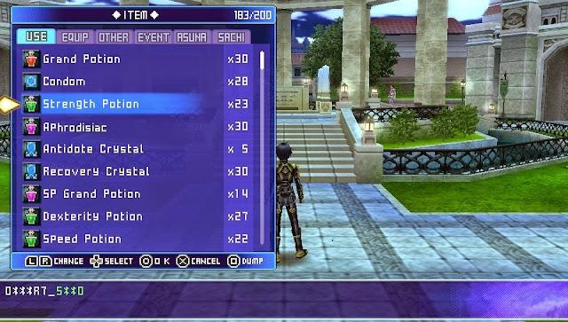 Sword Art Online: Infinity Moment screenshot 2