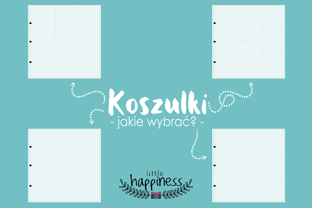 Koszulki do Project Life