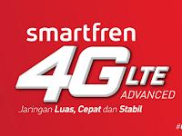 Menguji Kecepatan Koneksi 4G LTE Advanced Smartfren