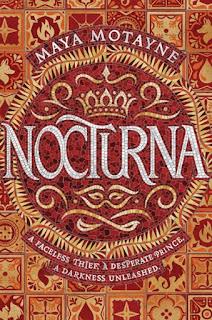 """PRZEDPREMIEROWO  """"Nocturna"""" Maya Motayne"""
