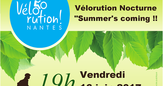 Vélorution Summers' Coming