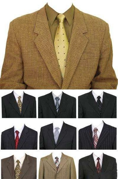 10+ Men Coat PSD