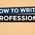 Cara Membuat CV Curriculum Vitae Yang Benar Professional