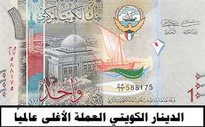 الدينار الكويتي العملة الأغلى عالميا - أكثر 10 عملات استقراراً في العالم | وظائف ناو