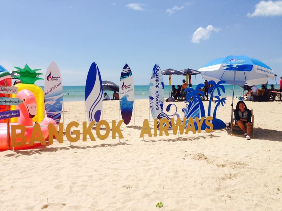 เป็นจุดศูนย์กลางเขาหลัก  มีหาดทรายกว้างยาวมีจุดจอดรถให้นักท่องเที่ยว