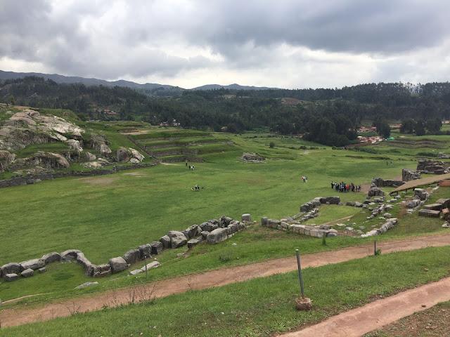 Sacsayhuamán Cuzco