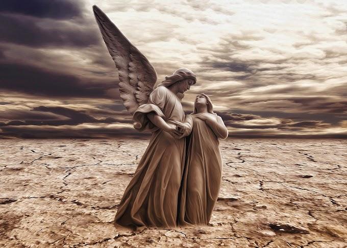 El Ángel de la compasión
