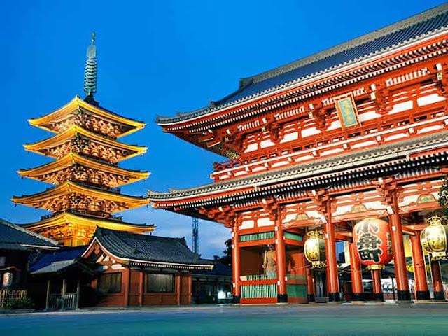 المعبد الياباني سينسوجي