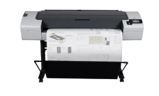 HP DesignJet T790 44-in Driver and Setup