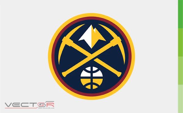 Denver Nuggets Logo - Download Vector File CDR (CorelDraw)