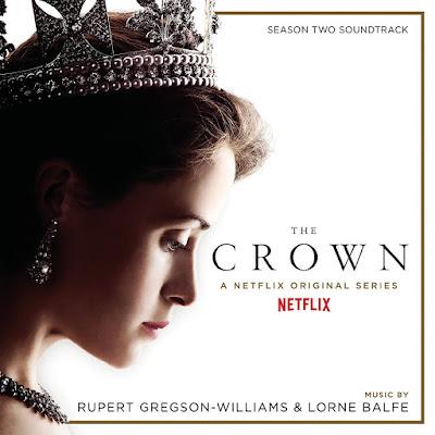 The Crown Season 2 Soundtrack Rupert Gregson-Williams and Lorne Balfe