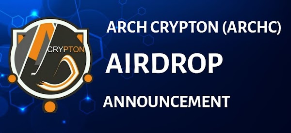Arch Crypton Airdrop - Free 50 ARCHC ($4)