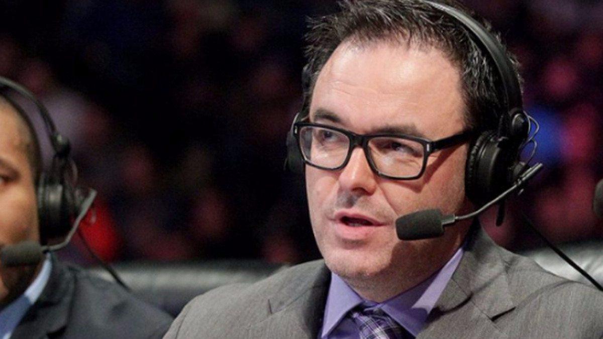 Mauro Ranallo comenta se voltará ao pro-wrestling