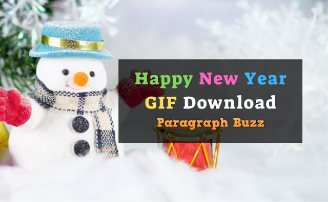 Happy New Year GIF Aninamtions Download