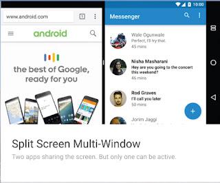 Fitur Baru yang Terdapat Pada Android N Nougat