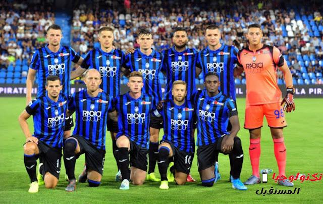 اللاعبون هم كما يلي في قائمة نادي أتلانتا الإيطالي لكرة القدم :