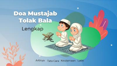 Doa Tolak Bala Lengkap