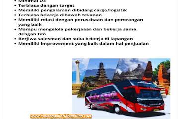 Lowongan Kerja Marketing Logistik Bhinneka Sangkuriang