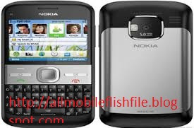 Nokia E5-00 Rm-632 Latest Flash File Free Download