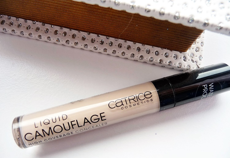 Catrice, Liquid Camouflage High Coverage Concealer korektor