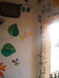 fai da te,creativo,pittura muri