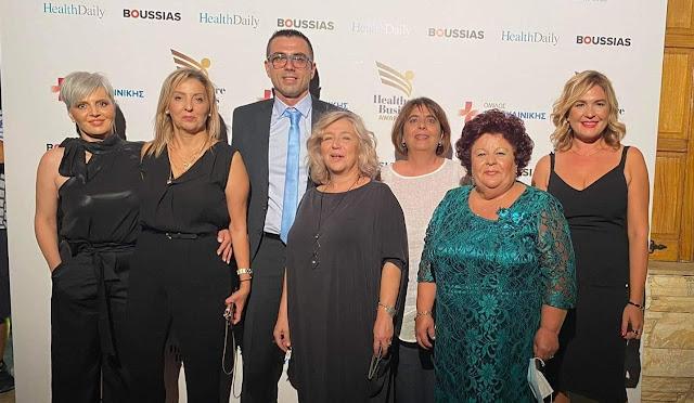 Τρία βραβεία για το Νοσοκομείο Αργολίδας - Ν.Μ. Άργους στα Healthcare Business Awards 2021