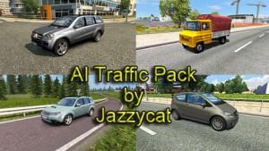 Jazzycat – AI Traffic Pack 7.0