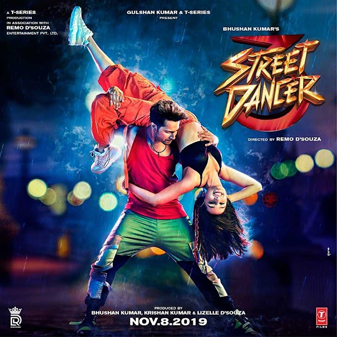 Street Dancer 3D (Hindi) Ringtones and Bgm for Mobile
