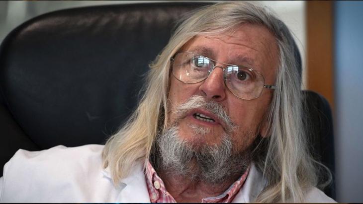 Le professeur Raoult radié de l'ordre des médecins ?