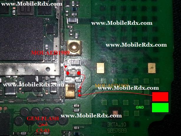 nokiac5 03c5 06chargingproblemsolution