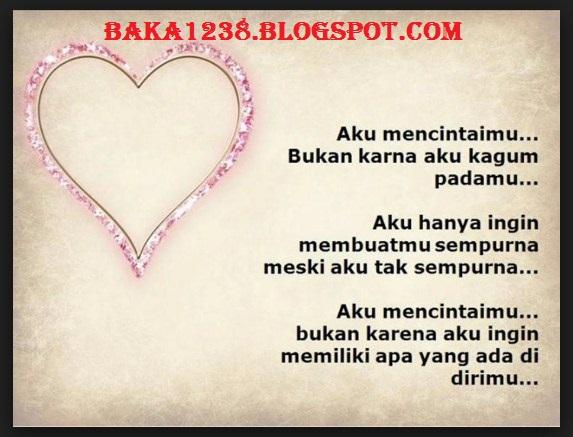 Puisi Cinta Untuk Istriku Tersayang