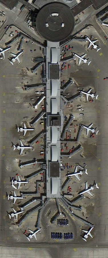 Worlds Top 10 Busiest Airports | Chicago O'Hare International Airport, USA – 67 million passengers each year