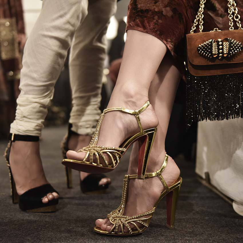 Christian Louboutin x Sabyasachi | 'From Paris to Kolkata' Limited Edition
