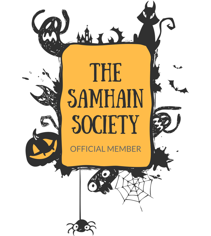Macabre Member of The Samhain Society