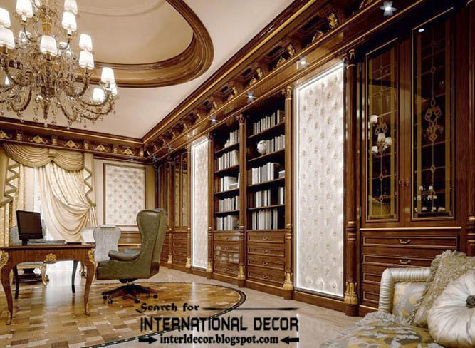 This is luxury classic interior design decor and furniture for Luxury classic house