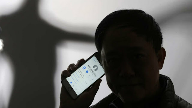 Hati-hati Terima Telepon dari Nomor tak Dikenal, Saldo Zainuddin Raib Usai Ditelpon, Ini Kronologinya