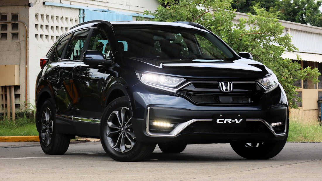 Honda Cars Ph Upgrades Cr V For 2021 W Specs Carguide Ph Philippine Car News Car Reviews Car Prices