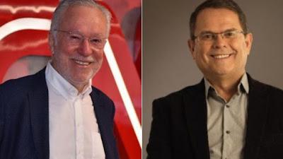 Alexandre Garcia e Sidney Rezende dão zero de audiência na CNN