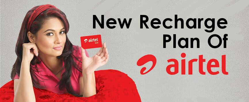 Airtel Recharge plan of 398rs